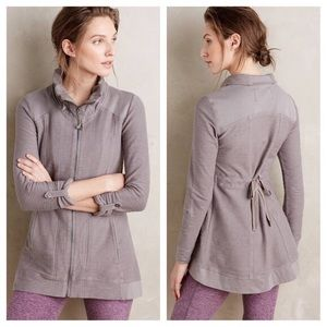 Anthropologie Saturday Sunday Grey Quinn Jacket